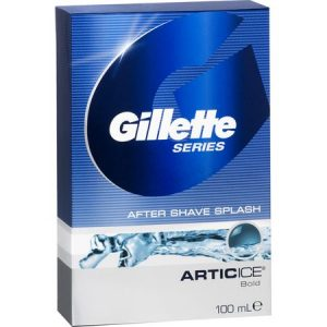 After Shave Gillette Series Arctic Ice 100ml lotiune