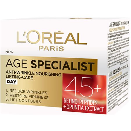 Crema L'Oreal Paris Age Specialist 45+ de zi 50ml