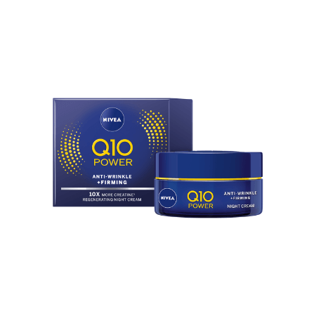 Crema Nivea Anti-rid Q10 Power de noapte 50ml