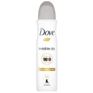Deodorant spray dama Dove Invisible Dry 150ml