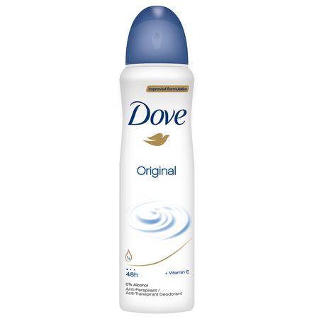 Deodorant spray dama Dove Original 150ml