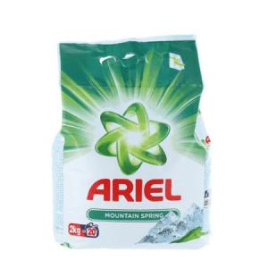 Detergent automat Ariel 2 kg Mountain Spring