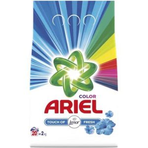 Detergent automat Ariel 2kg Touch of Lenor Color