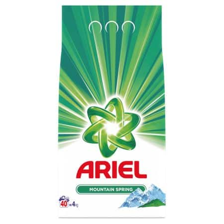 Detergent automat Ariel 4kg Mountain Spring