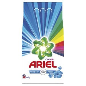 Detergent automat Ariel 4kg Touch of Lenor Color