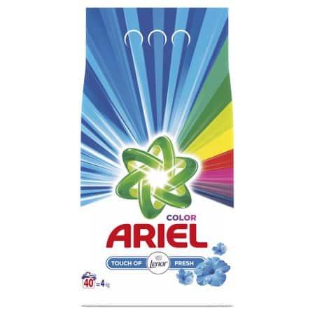 Detergent automat Ariel 4kg Touch of Lenor Color