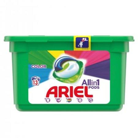 Detergent capsule Ariel Color 13 spalari