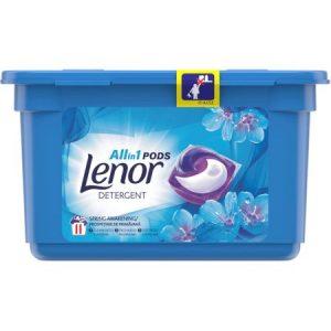 Detergent capsule Lenor Spring Awakening 11 spalari