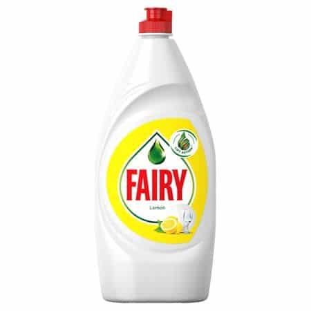 Detergent vase Fairy Lemon 800ml