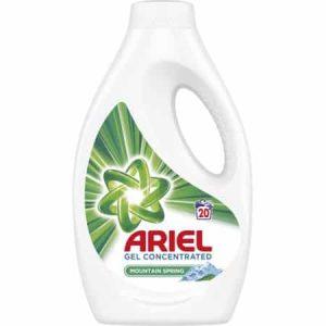 Detergent lichid 1,1 litri Ariel Mountain Spring