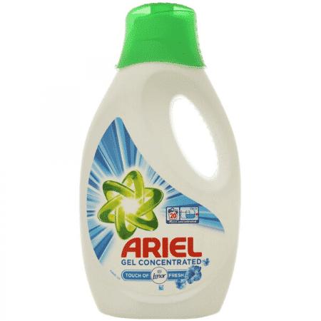 Detergent lichid 1,1 litri Ariel Touch of Lenor
