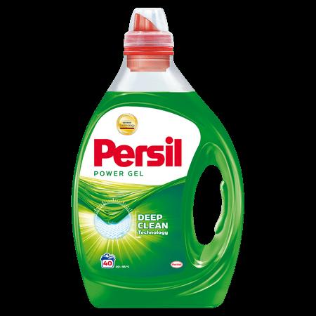 Detergent lichid Persil Power gel 40 spalari 2 litri
