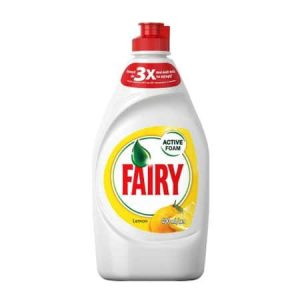 Detergent vase Fairy Lemon 400ml