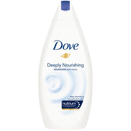 Gel de dus Dove Deeply Nourishing 250ml