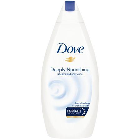 Gel de dus Dove Deeply Nourishing 750ml