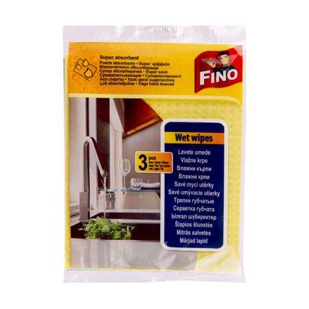 Lavete umede FINO 3 buc/set