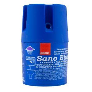 Odorizant toaleta Blue 150g Sano