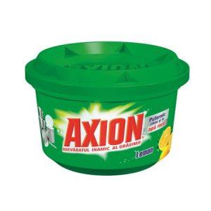 Detergent pasta pentru Axion Lemon 400g
