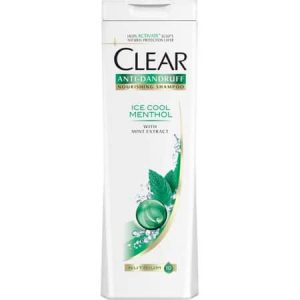 Sampon Clear Dama Ice Cool Menthol 400ml