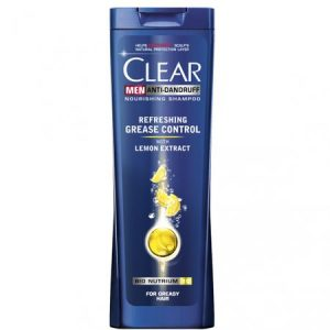 Sampon Clear Men Refreshing Grease Control par gras 400ml