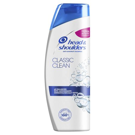 Sampon antimatreata Head&Shoulders Classic Clean par normal 400ml