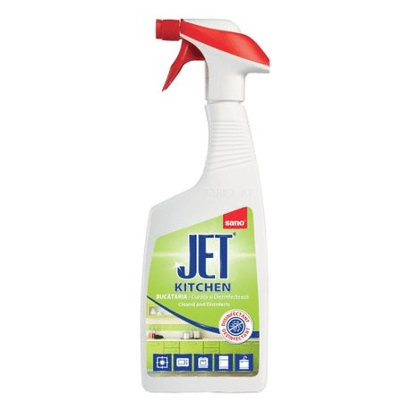 Sano Jet Bucatarie Detergent universal 750ml