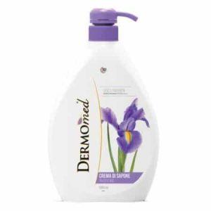 Sapun lichid crema Dermomed Talco e Iris 1l