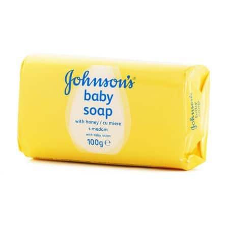 Sapun pentru copii Johnson's Baby Honey cu ulei si miere 100gr