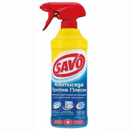 Solutie Antimucegai SAVO Multisuprafete 500ml