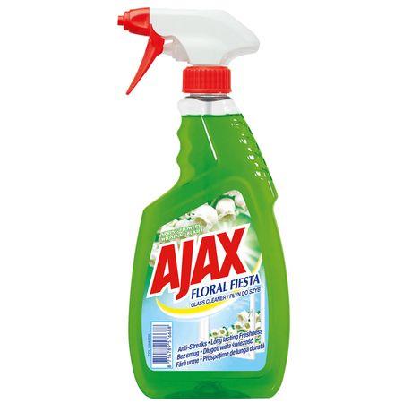 Solutie curatat geamuri Ajax Floral Fiesta 500ml