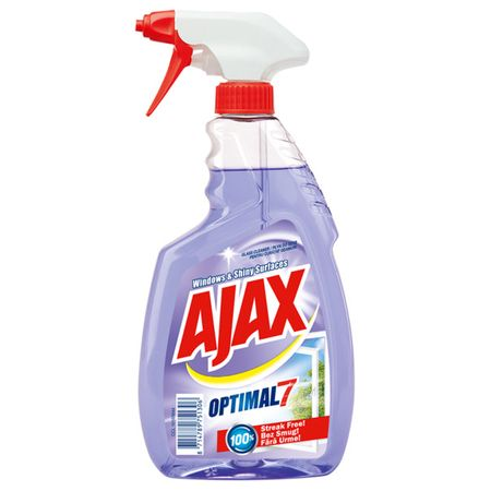 Solutie curatat geamuri Ajax Optimal7 500 ml