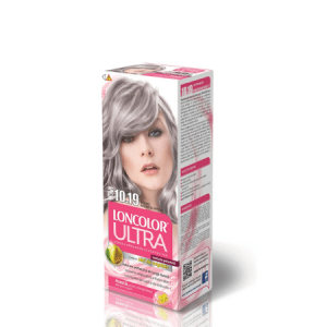 Vopsea pentru par LONCOLOR Ultra 10.19 Blond argintiu intens