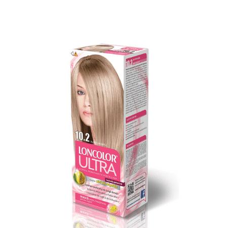 Vopsea pentru par LONCOLOR Ultra 10.2 Blond argintiu