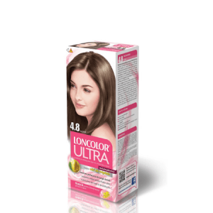 Vopsea pentru par LONCOLOR Ultra 4.8 Aluna