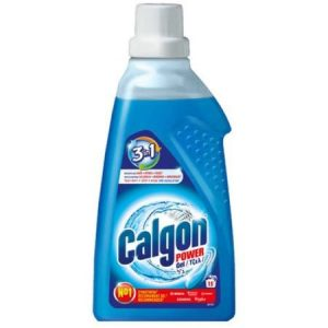 Calgon Power 3in1, Gel anticalcar, 15spalari 750ml
