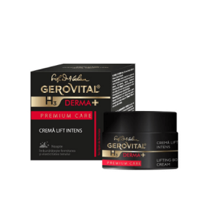 Crema Gerovital Lift Intens Premium Care