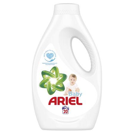 Detergent lichid 1,1 litri Ariel Baby