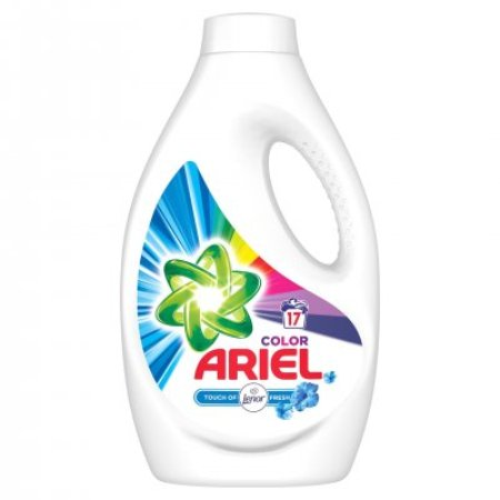 Detergent lichid Ariel Touch of Lenor 0,935 l