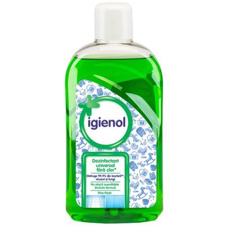 Dezinfectant universal Igienol Pine Fresh 1 litru