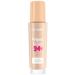 Fond de ten Miss Sporty Perfect to Last 24H 100 Ivory 30ml