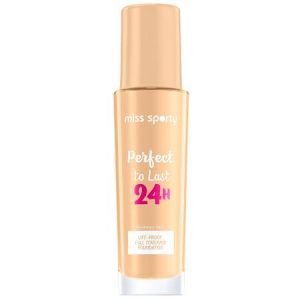 Fond de ten Miss Sporty Perfect to Last 24H 200 Beige 30ml