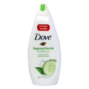 Gel de dus Dove Green tea and cucumber 700ml