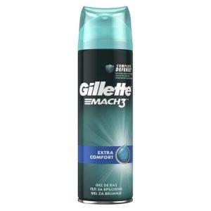 Gel de ras Gillette Mach3 200ml