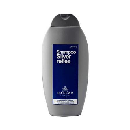 KALLOS Sampon Colorant Silver Reflex 350ml