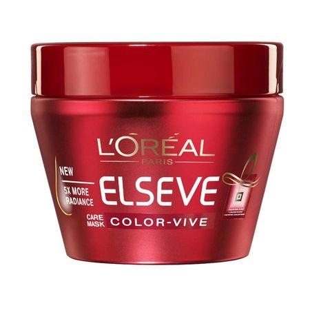 Masca de par L'Oreal Paris Elseve Color Vive pentru par vopsit 300ml