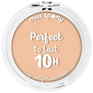 Pudra compacta Miss Sporty Perfect to Last 10H 001 Neutral Ivory 4g