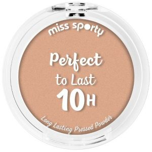 Pudra compacta Miss Sporty Perfect to Last 10H 002 Pink Beige 4g