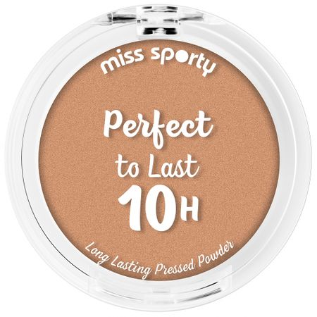 Pudra compacta Miss Sporty Perfect to Last 10H 004 Pink Honey 4g