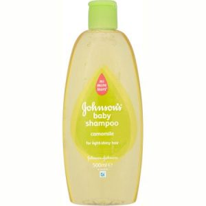 Sampon Johnson's Baby cu Musetel 500ml
