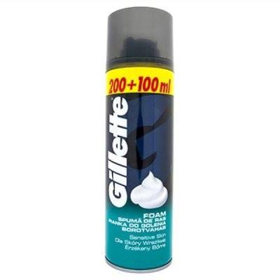 Spuma de ras Gillette regula piele sensibila 300ml
